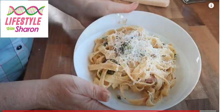 How To Make Carbonara Pasta