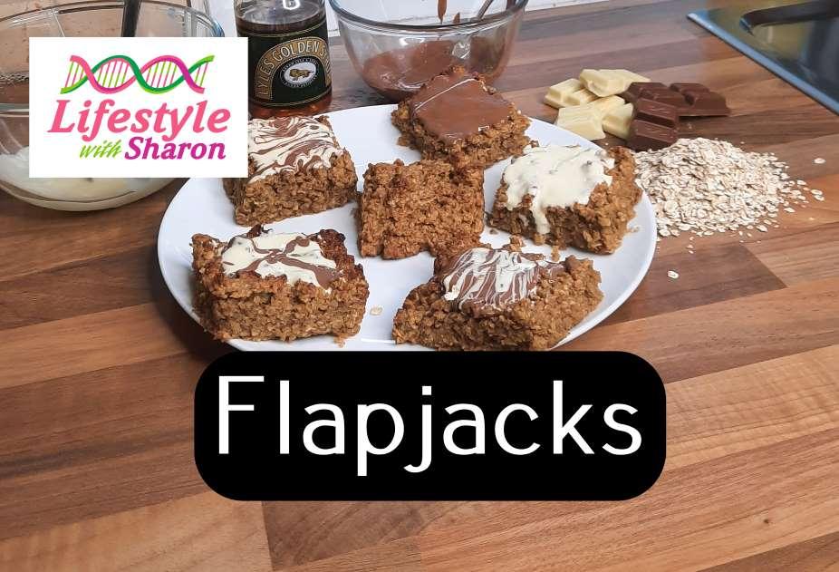 how to make flapjacks